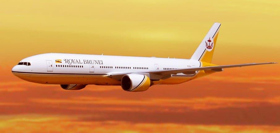 Maskapai Royal Brunei